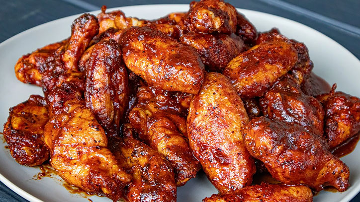 bajan chicken wings